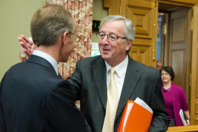 L'ancien Premier ministre luxembourgeois aurait bloqué des mesures européennes contre l'évasion fiscale.  (Photo: Charles Caratini / archives)