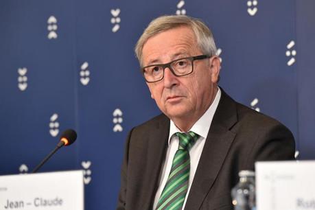 Jean-Claude Juncker a annoncé qu'il démissionnerait de ses fonctions dans le cas où Selmayr renoncerait à son poste. (Photo: Licence C.C.)