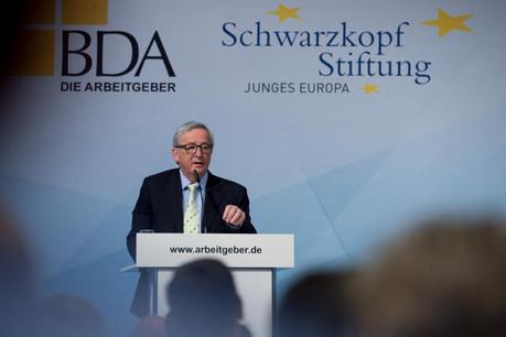 Jean-Claude Juncker se prépare à l'éventualité d'un retrait des États-Unis de l'accord de Paris. (Photo: Commission Européenne)