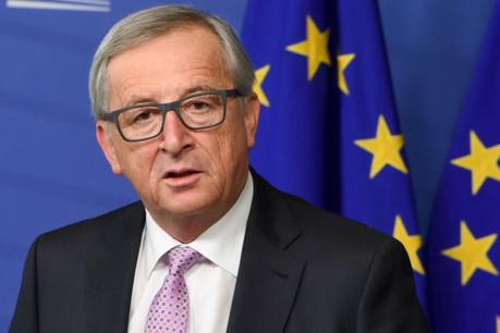 À l'heure où allait débuter le sommet européen sur le Brexit, Jean-Claude Juncker s'est déclaré confiant sur un accord avec Londres. (Photo: DR)