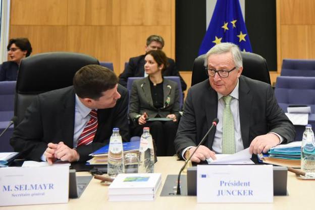 La Commission défend une fois de plus le processus qui a mené à la nomination controversée de Martin Selmayr au poste secrétaire général de la Commission européenne. (Photo: Union européenne / DR)