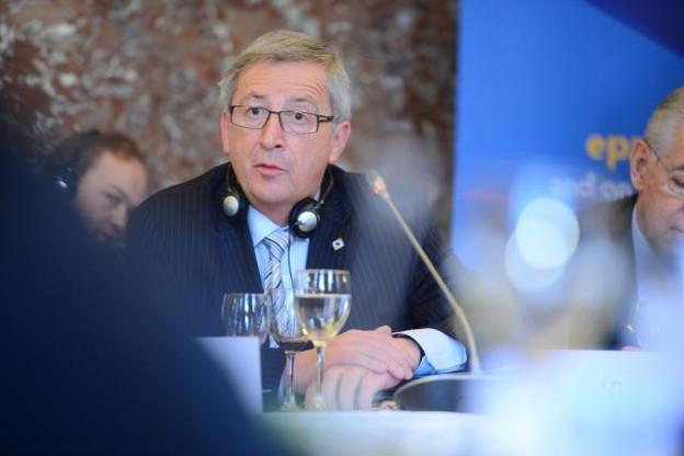 Le président de la Commission européenne défend l'action de son équipe qui a enchaîné 12 textes législatifs liés à la transparence et à la lutte contre la fraude et l'évasion fiscales. Le prochain concernera les intermédiaires tels que les avocats et gestionnaires de fortune. (Photo: Licence CC)