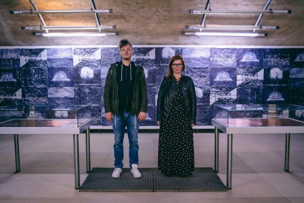 Pascal Piron et Karolina Markiewicz représenteront le Liechtenstein à la prochaine Biennale de Venise. (Photo: Sven Becker)