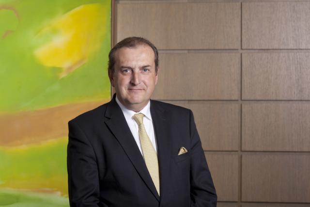 Le CEO de KBL epb, Yves Stein, veut poursuivre la consolidation et regarde le marché français. (Photo: DR)