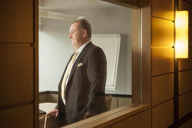 Yves Stein a reçu l'accord de son actionnaire qatari pour poursuivre la croissance. (Photo: Julien Becker / archives )