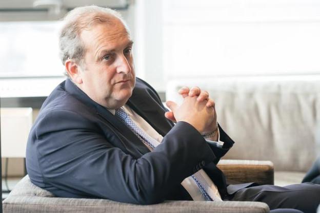 Yves Stein confirme que KBL epb continuera à se renforcer sur ses marchés-clés. (Photo: Sébastien Goossens)