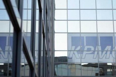 KPMG a publié un chiffre d'affaires 2010 stable à 116,9 millions d'euros. (Photo: Luc Deflorenne/archives)