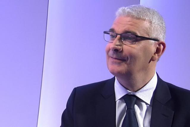Hervé Burger, stratégiste chez Fuchs & Associés (photo: paperJam.TV)