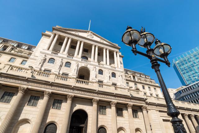 La valeur de la livre sterling pourrait également chuter d'un quart, selon la Banque d'Angleterre. (Photo: Shutterstock)