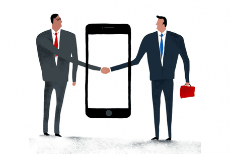 Le métier de la gestion de fortune s'apprête-t-il à entrer dans une nouvelle ère digitale? La fin de l'été 2017 a en tout cas été marquée par quelques acquisitions technologiques notables réalisées par des acteurs forts du wealth management. (Illustration: Maison Moderne)