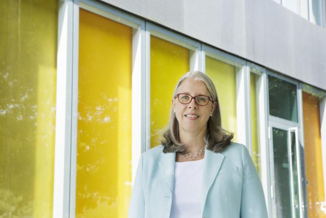 La présidente de l'Alfi, Denise Voss, pointe la confiance dans l'industrie des fonds luxembourgeoise. (Photo: Christian Aschman / archives)