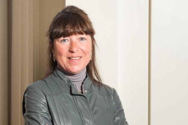 Bon bulletin pour Françoise Thoma pour son premier exercice complet à la tête de la banque étatique. (Photo: Patrick Galbats / archives)