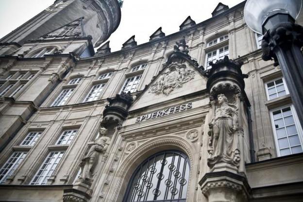 La Banque et caisse d'épargne de l'État a enregistré une hausse de 4,5% du volume de ses dépôts clients à 28,19 milliards d'euros. (Photo: Fabrizio Maltese / archives)