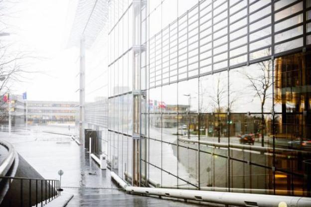 Les locaux de la BEI sont connus de tous. Ses programmes, moins. (Photo: David Laurent / archives)