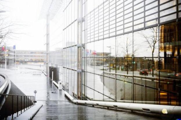 La Banque européenne d'investissement siège au Kirchberg. (Photo: David Laurent / archives)