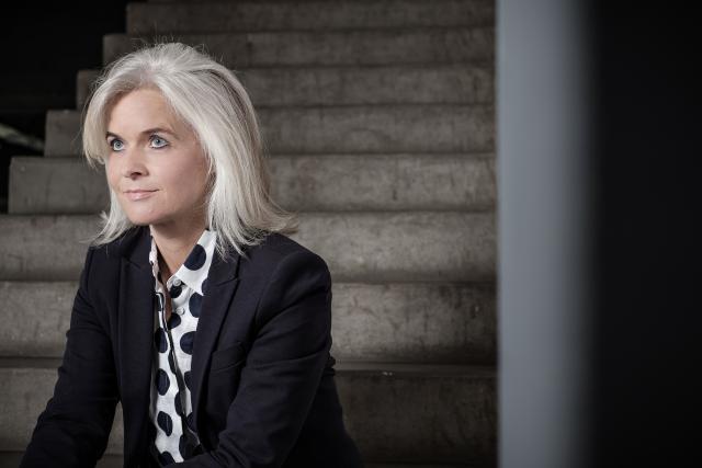Françoise Reuter: «Trop peu de clients sont prêts à se lancer dans une direction bien définie.» (Photo: Julien Becker)