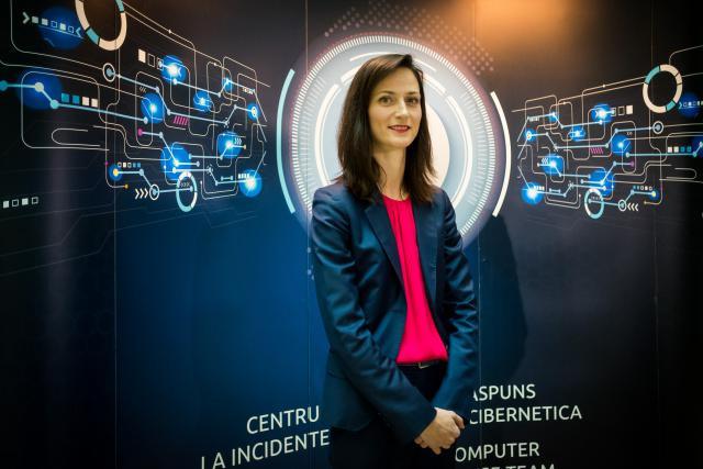 À l'avenir, «tous les services publics utiliseront la blockchain», a affirmé dans ce contexte Mariya Gabriel, la commissaire européenne à l'Économie numérique. (Photo: EC - Audiovisual Service)