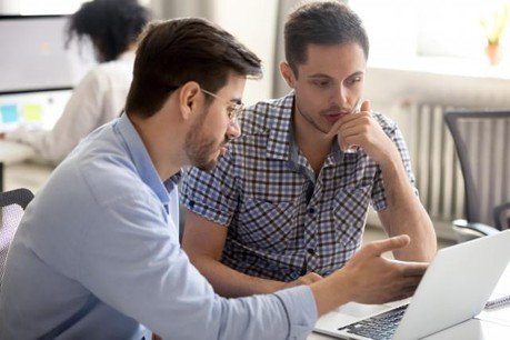 Les jeunes entrepreneurs sont plus souvent des hommes que des femmes. (Photo: Shutterstock)