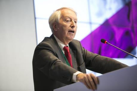 Claude Wirion, président du comité de direction du Commassu. (Photo: Charles Caratini / archives)