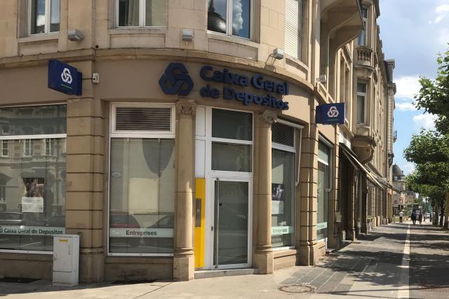La banque d'État portugaise a prévu de fermer ses deux agences de Luxembourg et Esch via un plan social.  (Photo: DR)