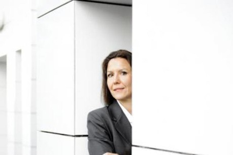 Brigitte Dethier (ING Luxembourg) (Photo : David Laurent/Wide)