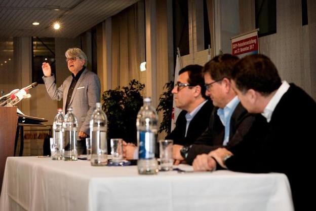 Selon Romain Wolff, président de la CGFP, l'accord signé avec le gouvernement fin 2016 prévoit «une refonte complète du stage» qui n'a, à ce jour, pas été réalisée. (Photo: Nader Ghavami / archives)