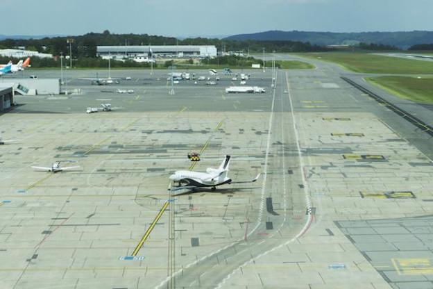 Les blocages sont légion en ce début d'été, et particulièrement sérieux au Findel, autour de l'avenir de l'Administration de la navigation aérienne. (Photo: Christian Aschman / archives)
