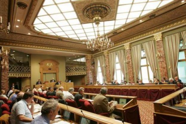 Le Parlement luxembourgeois retransmet les séances publiques sur Chamber TV ( Photo : Luc Deflorenne / archives)