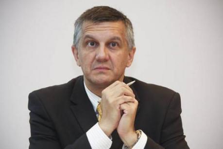 Gary Kneip, nouveau président de la CLC, avait provoqué les aveux de Jeannot Krecké il y a un an.  (Photo: archives paperJam)