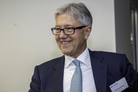 Hans Hrechdakian est optimiste pour la banque et la place financière, si le Luxembourg sait se positionner pour attirer de nouvelles activités. (Photo: DR)