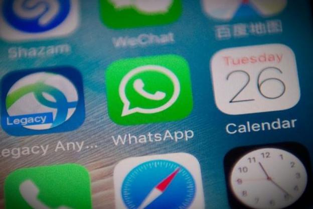 La Commission nationale de l'informatique et des libertés (Cnil) a mis en demeure la messagerie électronique WhatsApp de se conformer à la loi pour transmettre des données de ses utilisateurs à sa maison-mère Facebook. (Photo: Challenges)