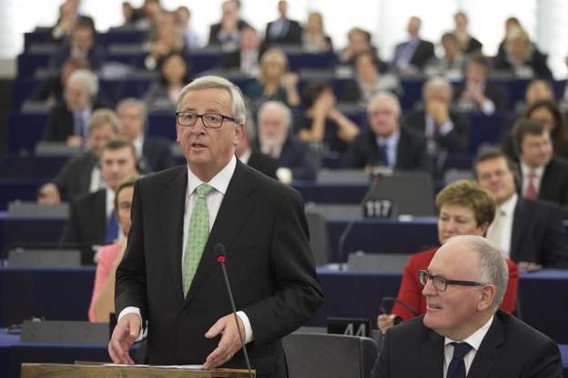 Après un dernier vote du Parlement, la Commission Juncker va pouvoir se mettre au travail. (Photo: Commission européenne/Services audiovisuels)
