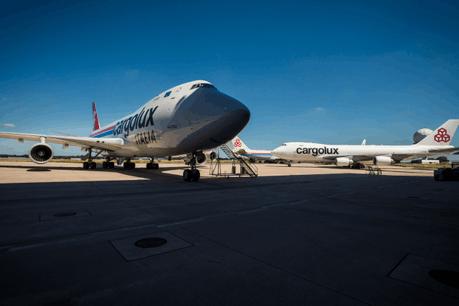 Cargolux devrait s'acquitter d'une amende de 80 millions d'euros.  (Photo: Mike Zenari / archives)