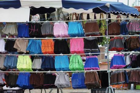 Les vêtements contrefaits vendus au Luxembourg représentent une perte de 44 millions d'euros. L'habillement est le secteur le plus touché. (Photo: Licence C. C.)