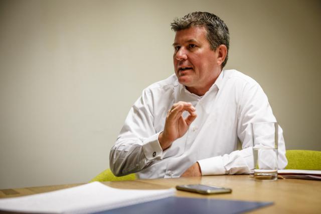 Pour Gilles Steichen, vice-président de l'Aleba, la nouvelle convention collective se doit d'être «un mélange intelligent d'aspects sociaux et de revalorisation salariale». (Photo: Maison Moderne)