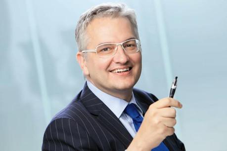 Yves Kuhn est le chief investment officer de la Bil. (Photo: BIL)