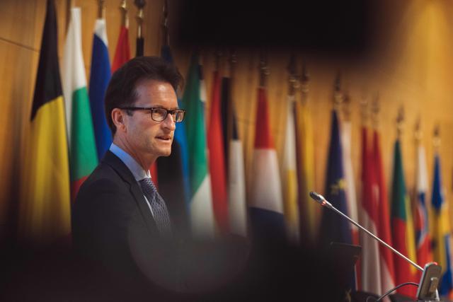 «Une hausse du salaire social minimum serait un choix politique contre les entreprises», prévient Carlo Thelen. (Photo: Sébastien Goossens / archives)
