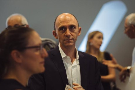 Bastien Larue: «Historiquement le cycle économique du Luxembourg est très comparable à celui de la zone euro.» (Photo: paperJam / Archives)