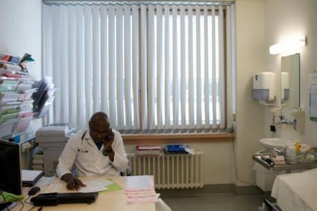 Concentrer les compétences et les services constitue le leitmotiv des réflexions devant mener au nouveau plan hospitalier. (Photo : Christophe Olinger)