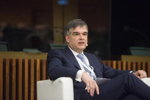 Claude Marx a suggéré au ministère des Finances la création d'un organisme indépendant chargé de prononcer et collecter les amendes issues d'un contrôle de la CSSF. (Photo: Anthony Dehez)