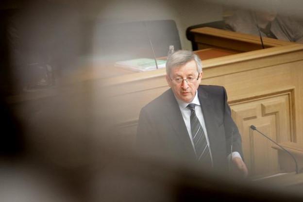 Jean-Claude Juncker proposera dans les jours à venir un livre blanc sur l'avenir de l'Union européenne qui devrait décrire les bases d'une défense commune. (Photo: Luc Deflorenne /archives)