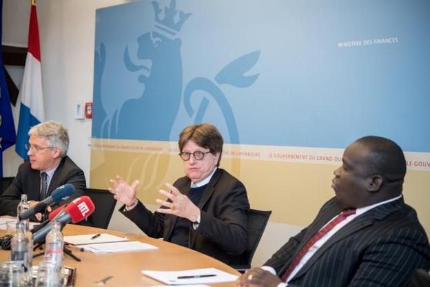 La délégation du FMI vient chaque année évaluer le Luxembourg.  (Photo: Nader Ghavami)
