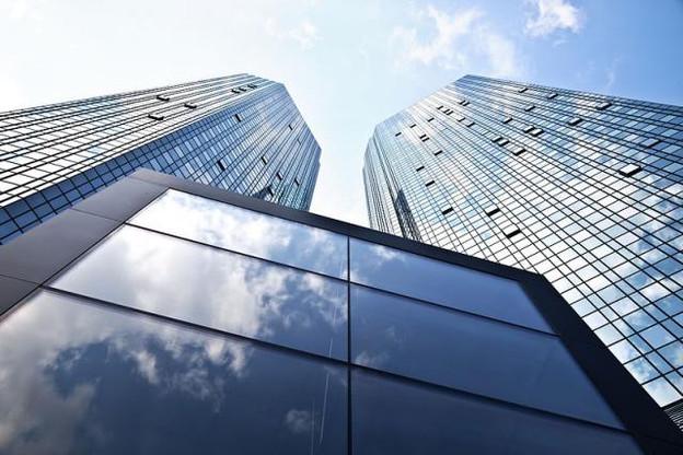 En Allemagne, 200 agences Deutsche Bank devront fermer et l'offre de produits sera réduite d'un tiers. (Photo: Licence CC / Wikimedia)