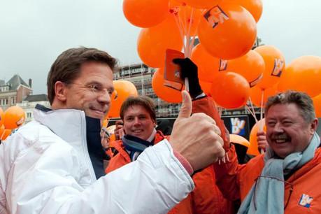 Mark Rutte peut respirer après le relatif échec de Geert Wilders. (Photo: Licence C.C.)