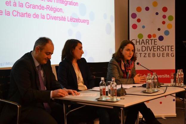Kickoff du Diversity Day organisé par la Charte diversité Luxembourg. (Photo: IMS Luxembourg)