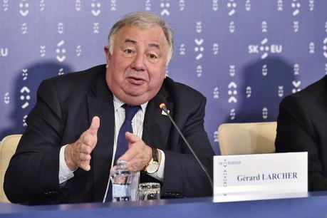 Réélu à nouveau dans les Yvelines, Gérard Larcher est un candidat sérieux à sa propre succession à la présidence du Sénat. (Photo: licence CC / archives)