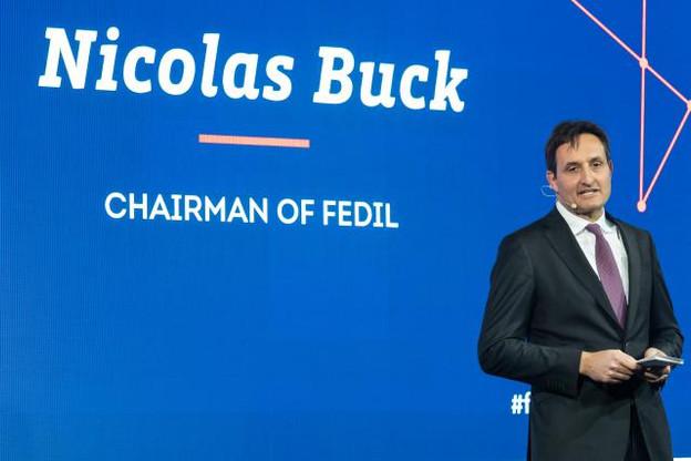 Il restera président jusqu'au 25 avril, date de l'assemblée générale de la Fedil. (Photo: Nader Ghavami / archives)