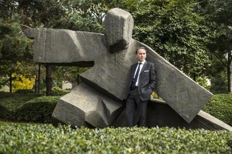Hugues Delcourt, CEO de la Bil, regrette l'image parfois encore écornée du Luxembourg à l'étranger. (Photo: Anthony Dehez / archives)