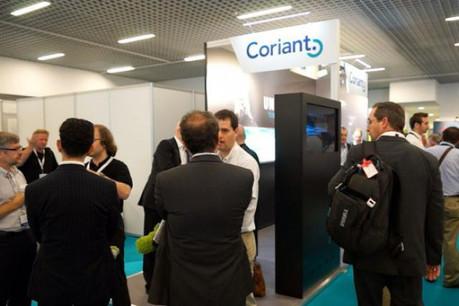 Le groupe Coriant, très actif dans les foires et salons spécialisés, a aussi posé les pieds au Luxembourg. (Photo: Coriant/Wordpress)
