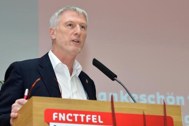 Pour Jean-Claude Thümmel, président de la FNCTTFEL, le modèle appliqué chez CFL Cargo devrait s'appliquer chez Luxtram. (Photo: FNCTTFEL)